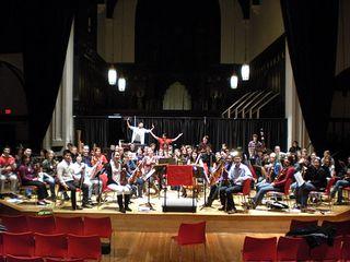 NU Symphony Orchestra